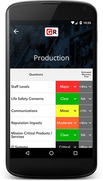Get Ready with real-time situational awareness